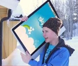Previsioni 2014: un iPad/tablet gigante come banco di scuola