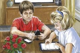 Tablet e bambini: come cambia la lettura