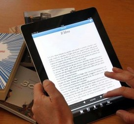 Tablet per conquistare matricole alle università