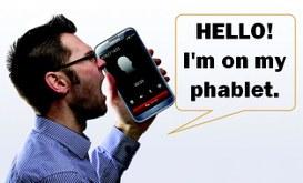 Phablet, un dispositivo metà tablet e metà smartphone alla ricerca di identità