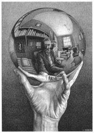 Le atopie di Escher in formato 3D
