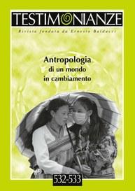Uomo Planetario. Antropologia di un mondo in cambiamento.