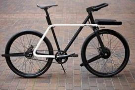 Denny, la bicicletta del futuro.