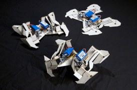 Il robot Origami, nato per andare nello spazio!