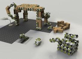 Roombots: Robot intelligenti come mobili della casa del futuro!