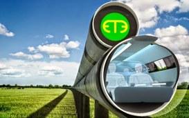 """""""Evacuated Tube"""", la tecnologia del futuro per il trasporto civile"""