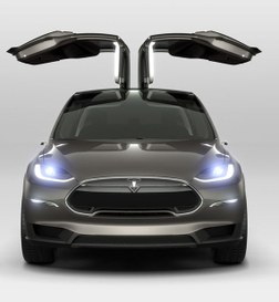 Tesla model X: il mobile-device definitivo