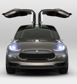 Tesla model X: il mobile-device definitivo