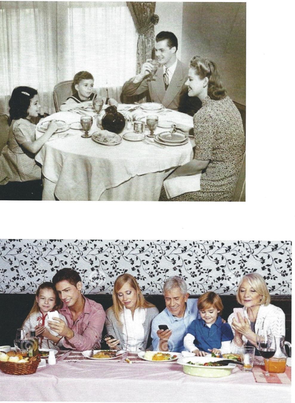gentilezza a tavola