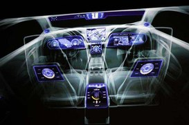 CES 2016: l'auto sempre più intelligente, elettrica  e sensibile
