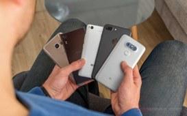 Mercato smartphone: 2,7% la crescita di un mercato saturo