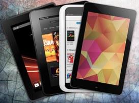 Tablet Mini in crescita, Android accresce il suo market share