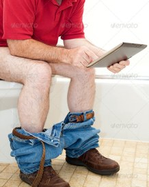 Toilet 2.0 - Tablet: limitarne l'ac...cesso