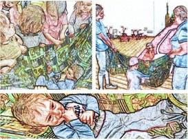 🙆🏽♂️  Recinti aperti 4: dondolo nel lenzuolo