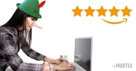 Le recensioni Amazon te le scrivo io