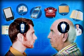 Tecnologie brillanti, schermi irresistibili e menti ottuse