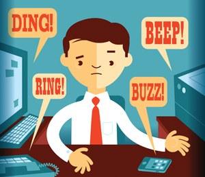 Tecnorapidi incapaci di concentrarsi e che rischiano di perdere l'attenzione