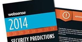 2014 - Le  principali minacce IT secondo Websense
