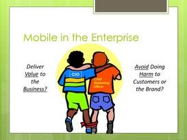 """""""Le aziende mobili"""" sono più competitive"""