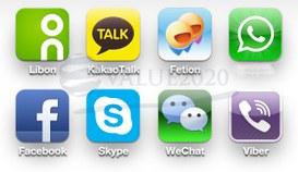 I rivali di WhatsApp