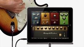 Il Tablet diventa studio di registrazione mobile