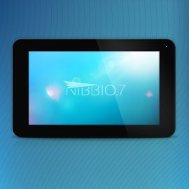"""DaVinci Mobile Technology presenta """"Nibbio 7"""", il nuovo tablet dalle dimensioni contenute."""