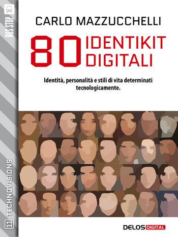 80 identikit digitali, in formato e-book