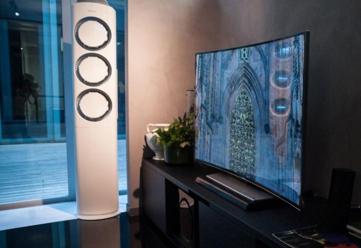 Samsung Tv Arriva La Visione Del Futuro : Samsung e la casa del futuro — solotablet