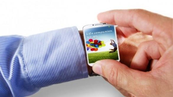 Orologio intelligente samsung batte apple a settembre for Orologio della samsung