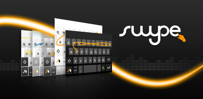 La tastiera virtuale Swype
