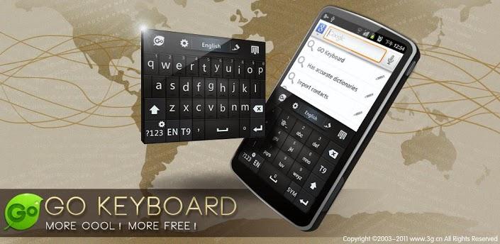 La tastiera più personalizzabile, la Go Keyboard