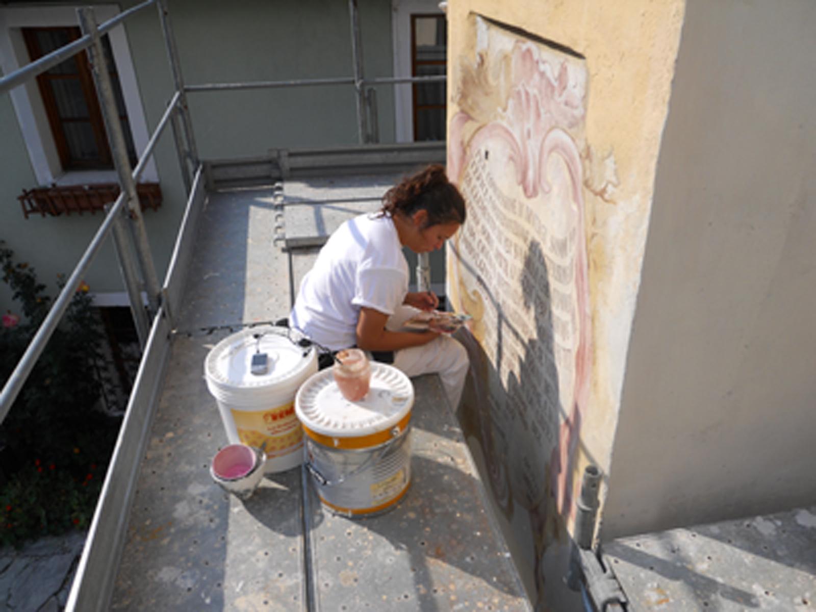 Dipinti Murali E Pittura Ad Ago : Bibliografia essenziale e ragionata del restauro artistico