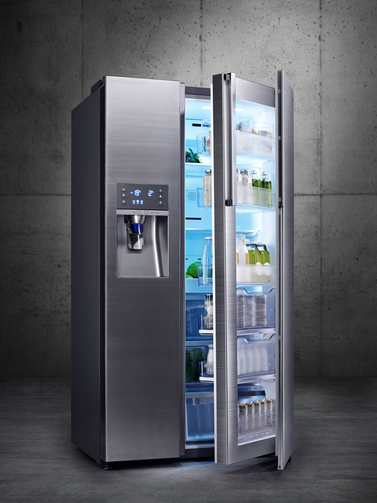 Awesome Frigo Samsung Doppia Porta Contemporary - harrop.us ...