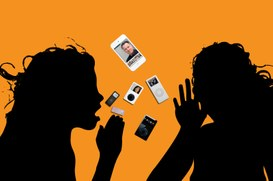 Applicazioni, media sociali, Internet, passaparola e recensioni online