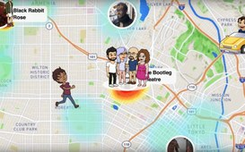 Mappe Snapchat e rischio bullismo digitale