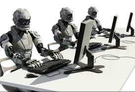 Da giornalisti alla Ballarò a giornalisti Robot