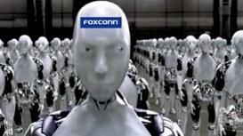 Foxconn taglia 60000 posti di lavoro sostituendoli con altrettanti robot