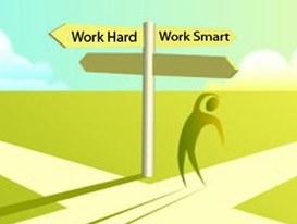 Il lavoro manca ma dove c'è può essere concepito in modo più intelligente