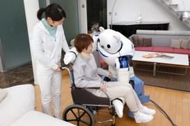 Robot alla ricerca di nuovi posti di lavoro