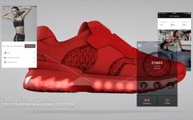 Le scarpe tecnologiche di Lenovo che contano i passi