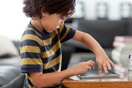 Bambini con il tablet, il futuro che li aspetta