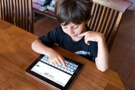 Generazione touch e apprendimento. Grazie mille Tablet!