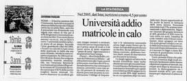 Università, investimenti, nuove generazioni, Renzi e Meloni