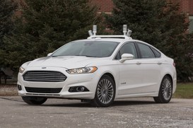 Ford annuncia un piano per la produzione di automobili autonome entro il 2021