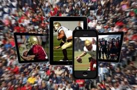 Gli smartphone e il loro impatto negli sport
