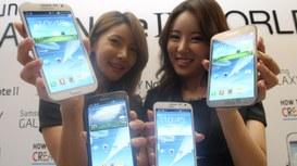 L'arrivo dell'iPhone 6 estende il dominio dei dispositivi phablet