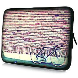 Il tablet in bicicletta