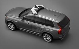 Uber annuncia una flotta di auto senza autista