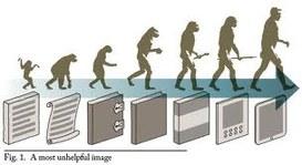 La tecnologia cambia il libro