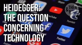 The Question Concerning Technology, and Other Essays (Heidegger)